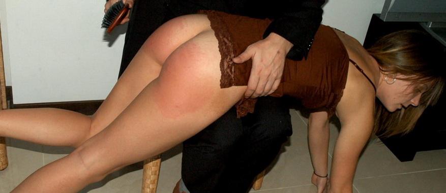 erotische strapse frau den hintern versohlen