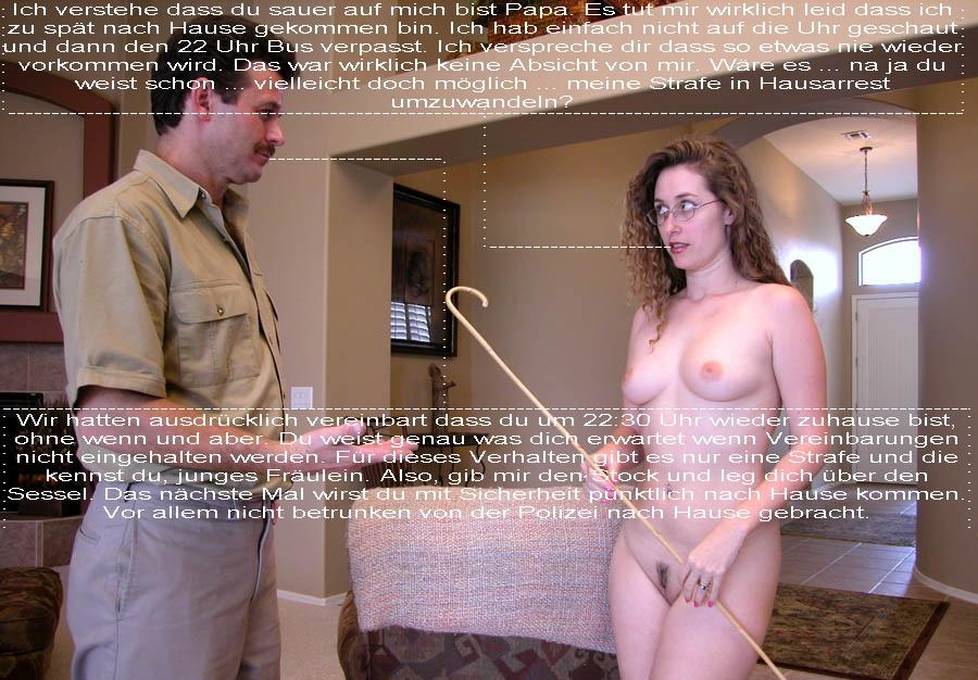 Sexuelle Prügel von Frauen